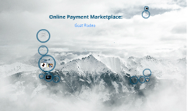 Online Payment Marketplace