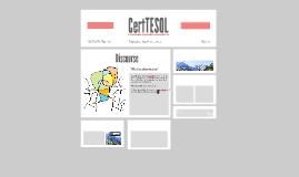 CertTESOL - Discourse