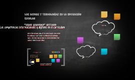 Los medios y tecnologías en la educación