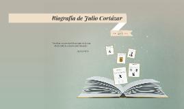 Biografía de Julio Cortázar