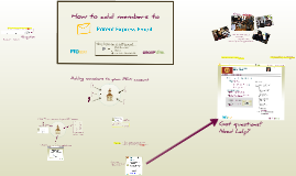 How-to add members to Parent Express Email