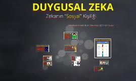 Copy of DUYGUSAL ZEKA