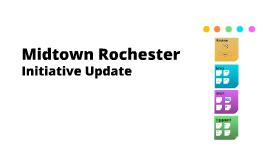 MTR Initiative Update