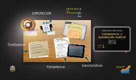 Competencia Judicial y Jurisdiccion
