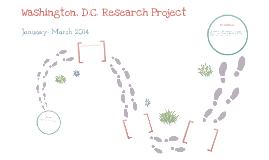 Washington, D.C. Research Project