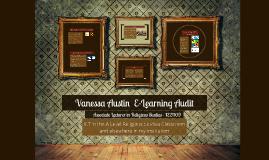 Vanessa Austin - E-Learning Audit