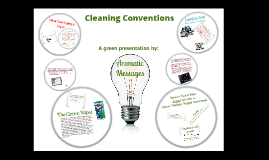 Copy of Convo Call Center Cleaning Conventions