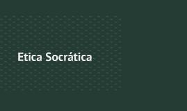 Etica Socrática