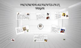 Copy of PREVENCIÓN ACCIDENTES EN EL HOGAR