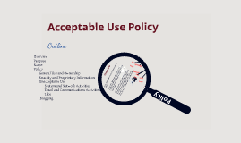 Copy of Acceptable Use Policy