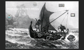 Copy of Introduction to Homer's Odyssey