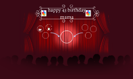 happy 43 birthday mama