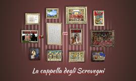Copy of La cappella degli Scrovegni