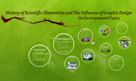 Historic Influence of  Scientific Illustration and Graphic D