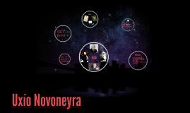 Uxío Novoneyra