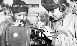 Native Americans in WW2