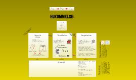 Copy of PSYK100 Hukommelse