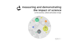Measuring and demonstrating the impact of science