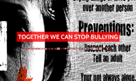 TOGETHER WE CAN STOP BULLYING
