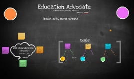 Copy of Education Advocate