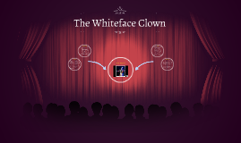 The Whiteface Clown