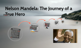 Nelson Mandela: The Journey of a True Hero