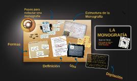 Copy of LA MONOGRAFÍA