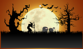 Copy of Copy of Halloween Prezi Template