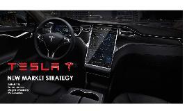 Copy of Tesla - New Market Entry