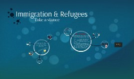 Immigration & Refugees