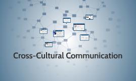 12- Cross-Cultural Communication