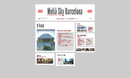 Meliã Sky Barcelona