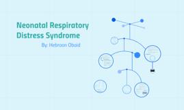 Copy of Neonatal Respiratory Distress Syndrome