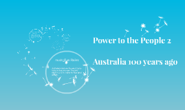 Copy of Copy of Power to the People Project 2