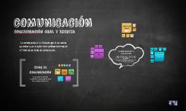 Copy of La comunicación verbal, escrita, no verbal y corporal