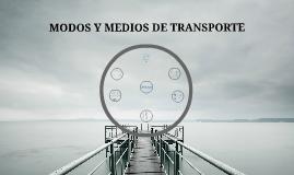 Copy of MODOS Y MEDIOS DE TRANSPORTE