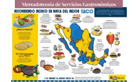 Mercadotecnia de Servicios Gatronómicos