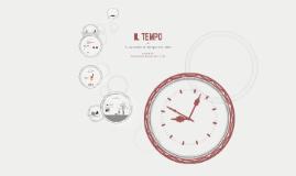 IL TEMPO | Il concetto di tempo nel '900