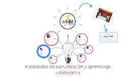 Habilidades de comunicación y aprendizaje colaborativo