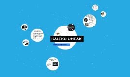 KALEKO UMEAK
