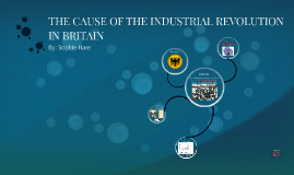 The Industrial Revolution began in Britain because of aristo