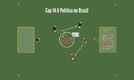 Cap 14 A Política no Brasil