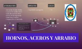 HORNOS, ACERO Y ARRABIO