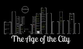 USVA - The Age of the City