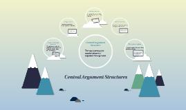Central argument