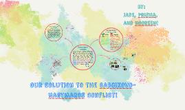 Our Solution to the Gabcikovo-Nagymaros Conflict!