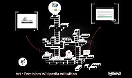 A + F Wikipedia editathon Roma