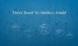 """Dover Beach"" by Matthew Arnold"