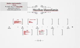 Mūzikas stundu metodika