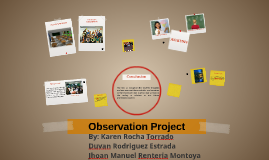 Observation Project